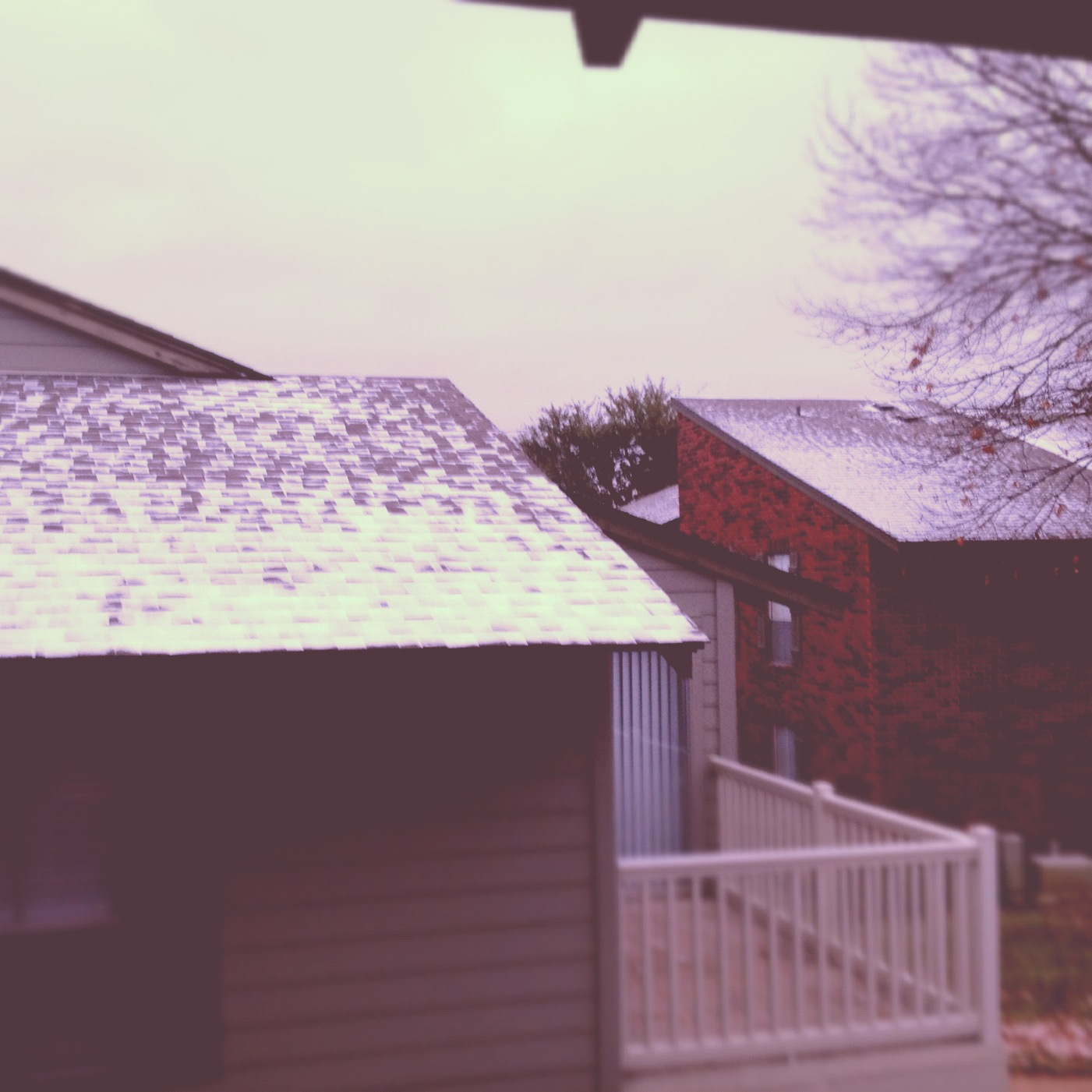 Snow on the Rooftops