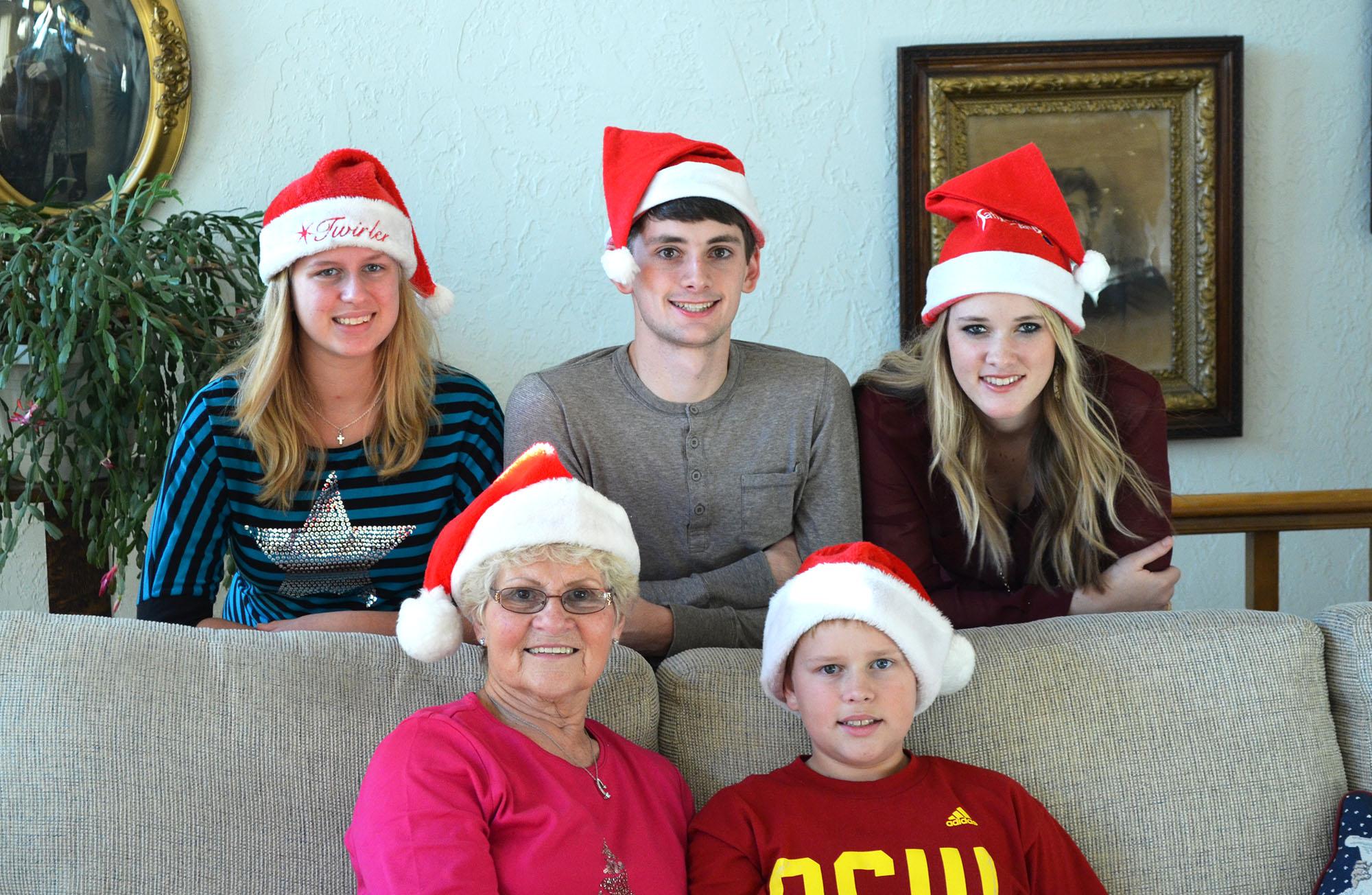 Nama & the Grandkids