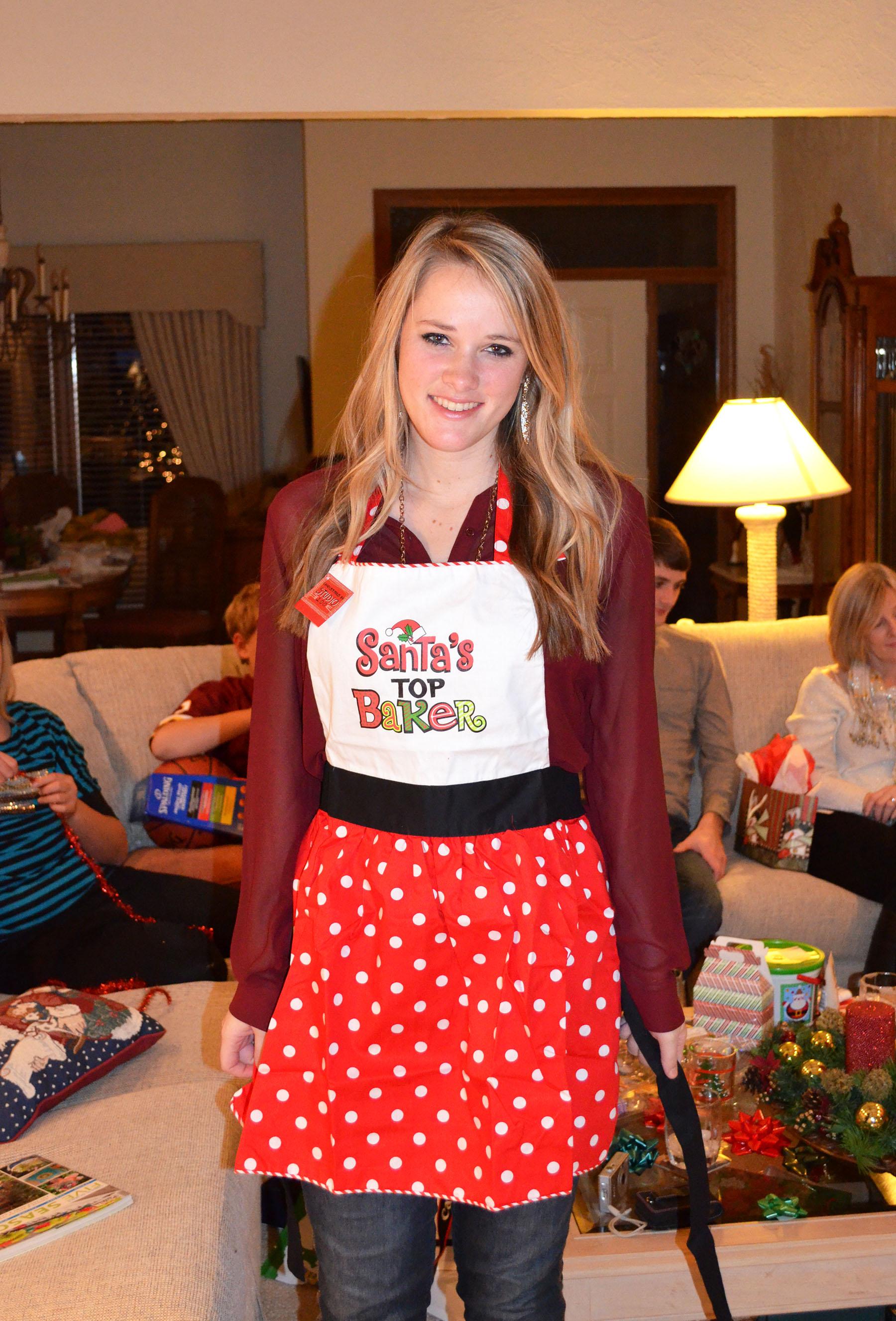 Santa's Top Baker!
