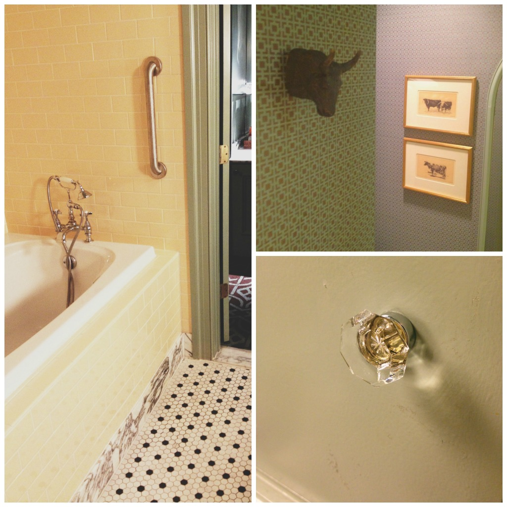 More Bathroom Details