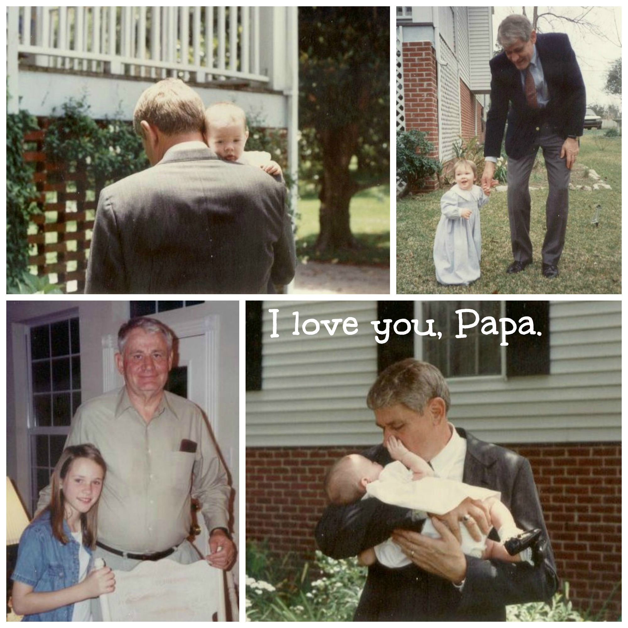 I Love You, Papa