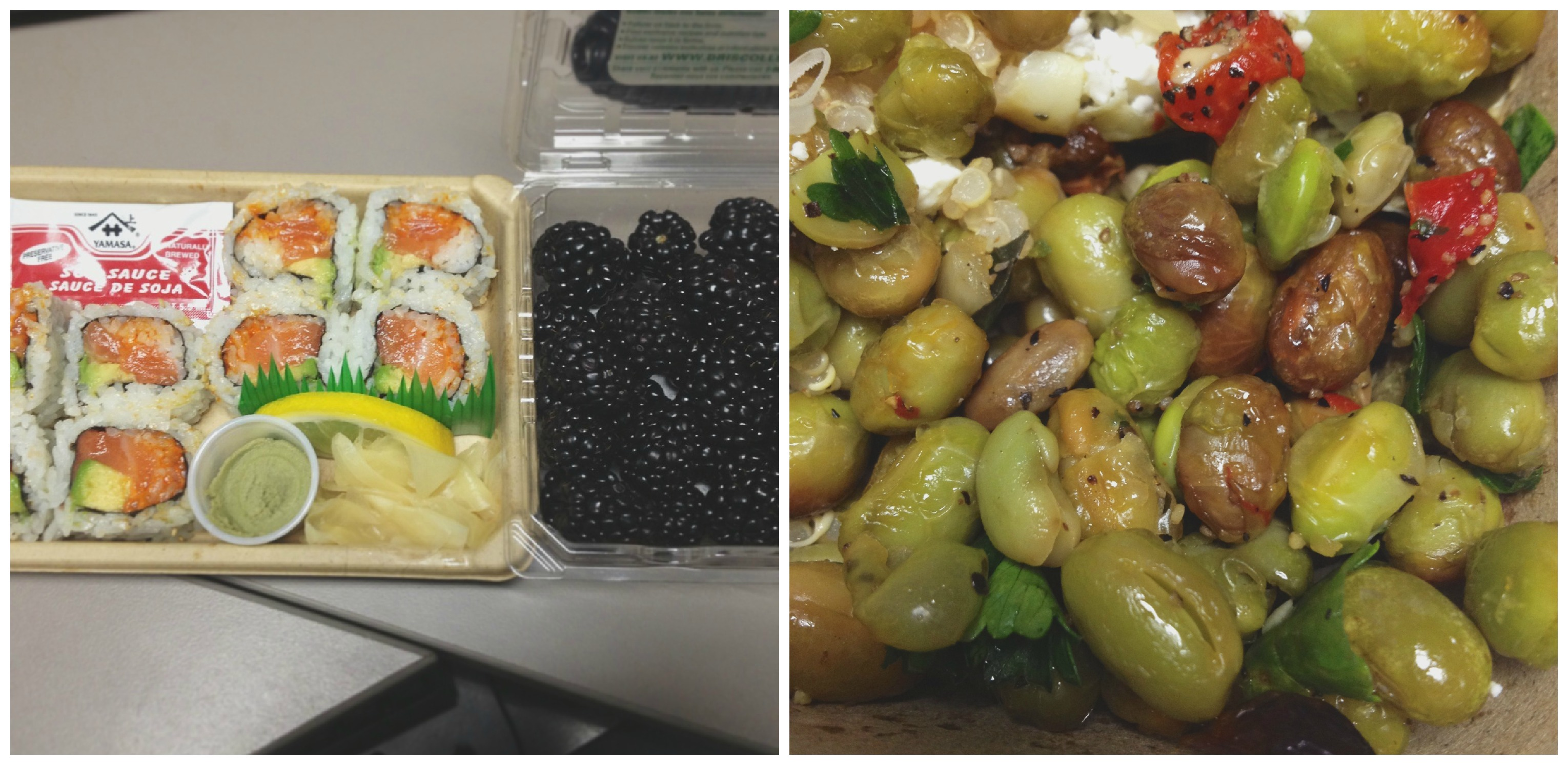 Whole Foods Lunches