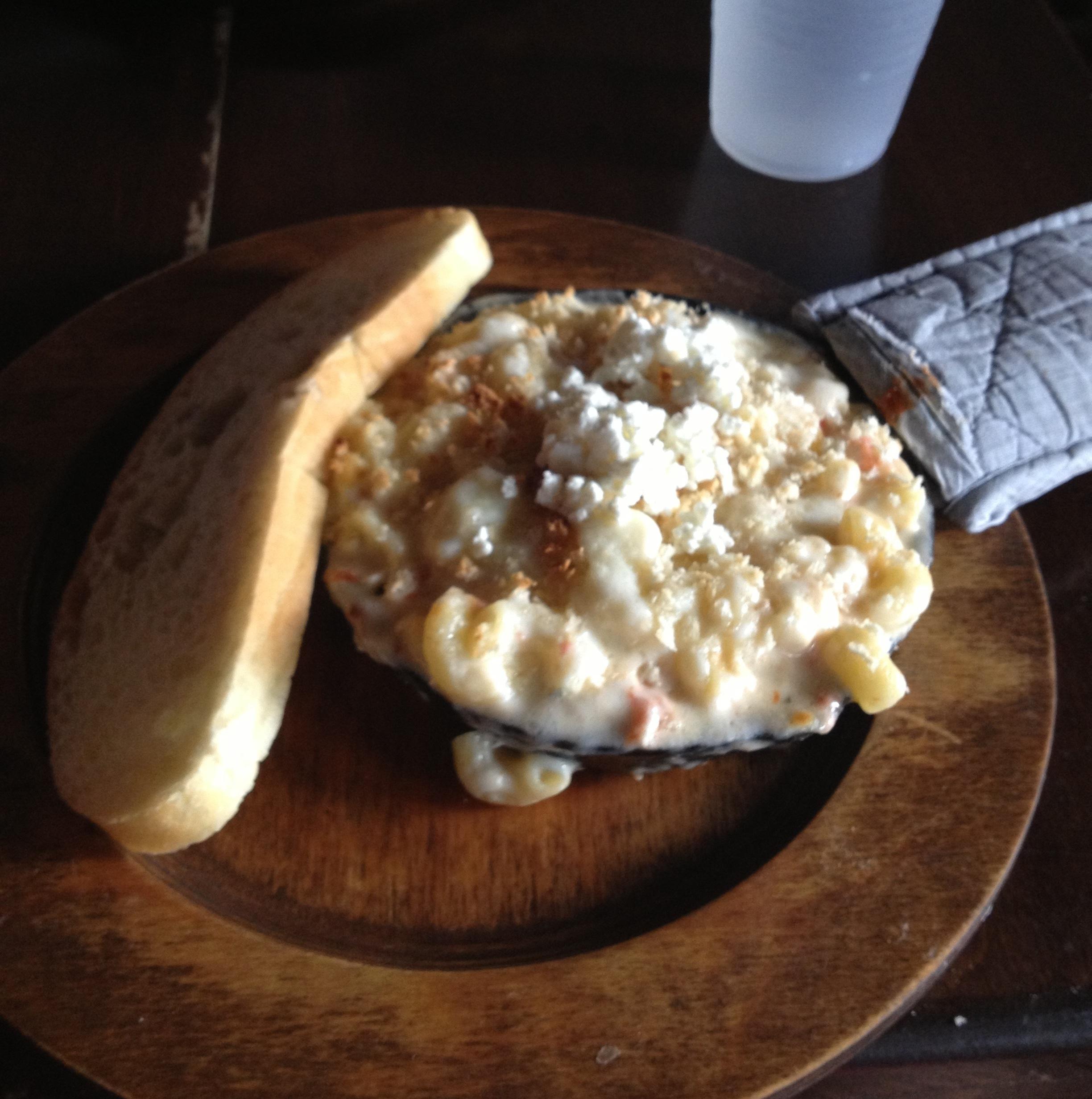 Goat Cheese Mac