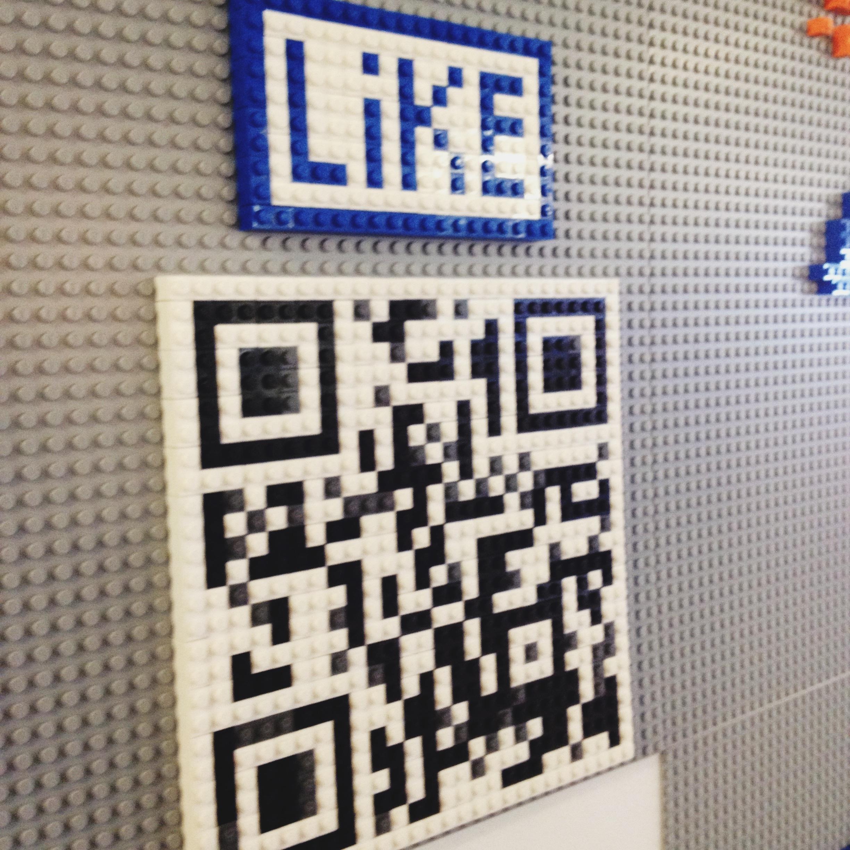 Lego Wall