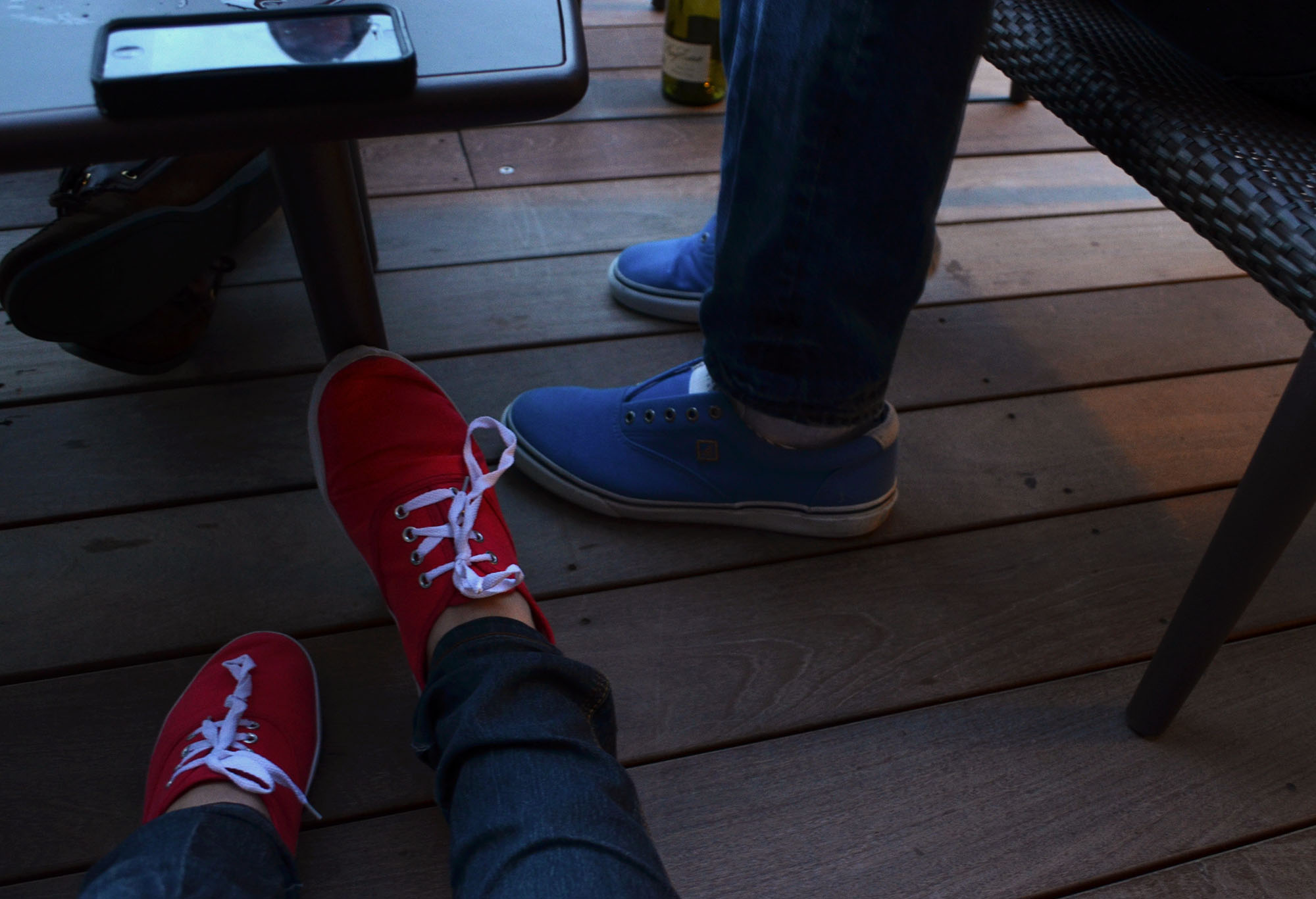 Sister-Brother Shoes