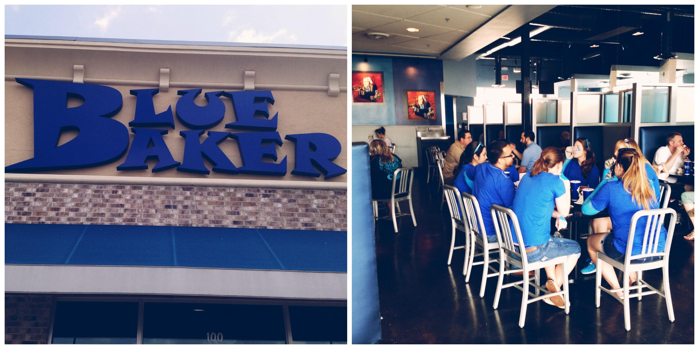 Blue Baker