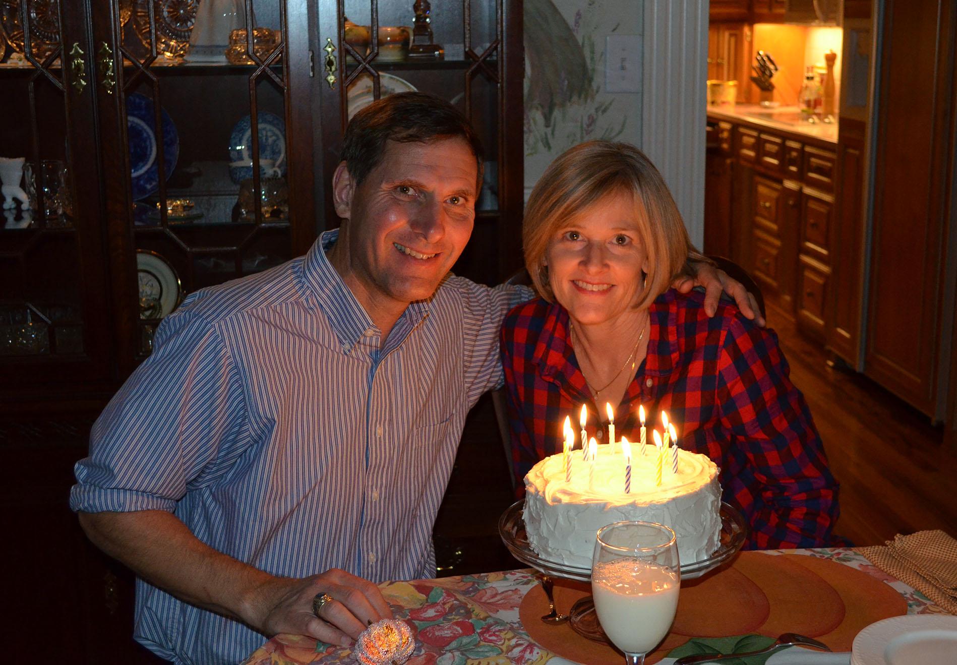 Happy Birthday Mom & Dad