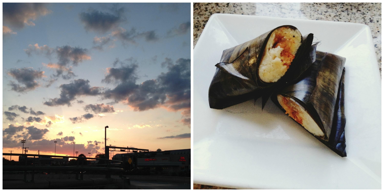 Sunset + Tamales