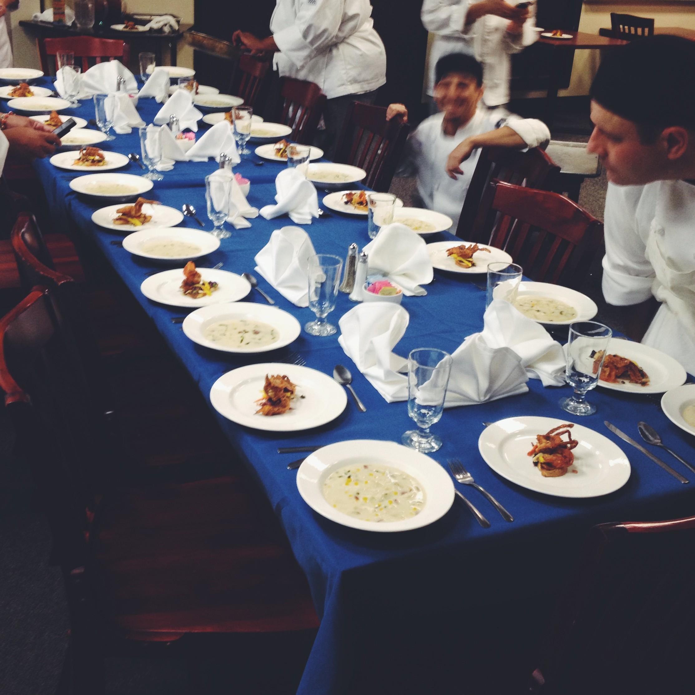 Sit-Down Dinner #2
