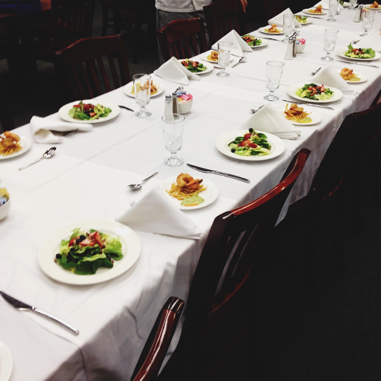 Sit-Down Dinner #3
