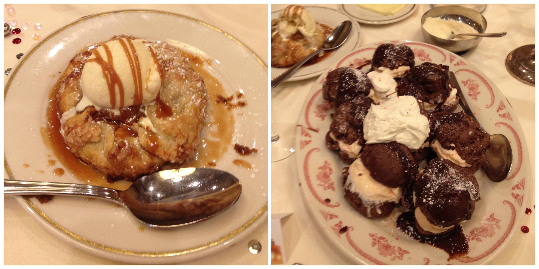 Maggiano's Desserts