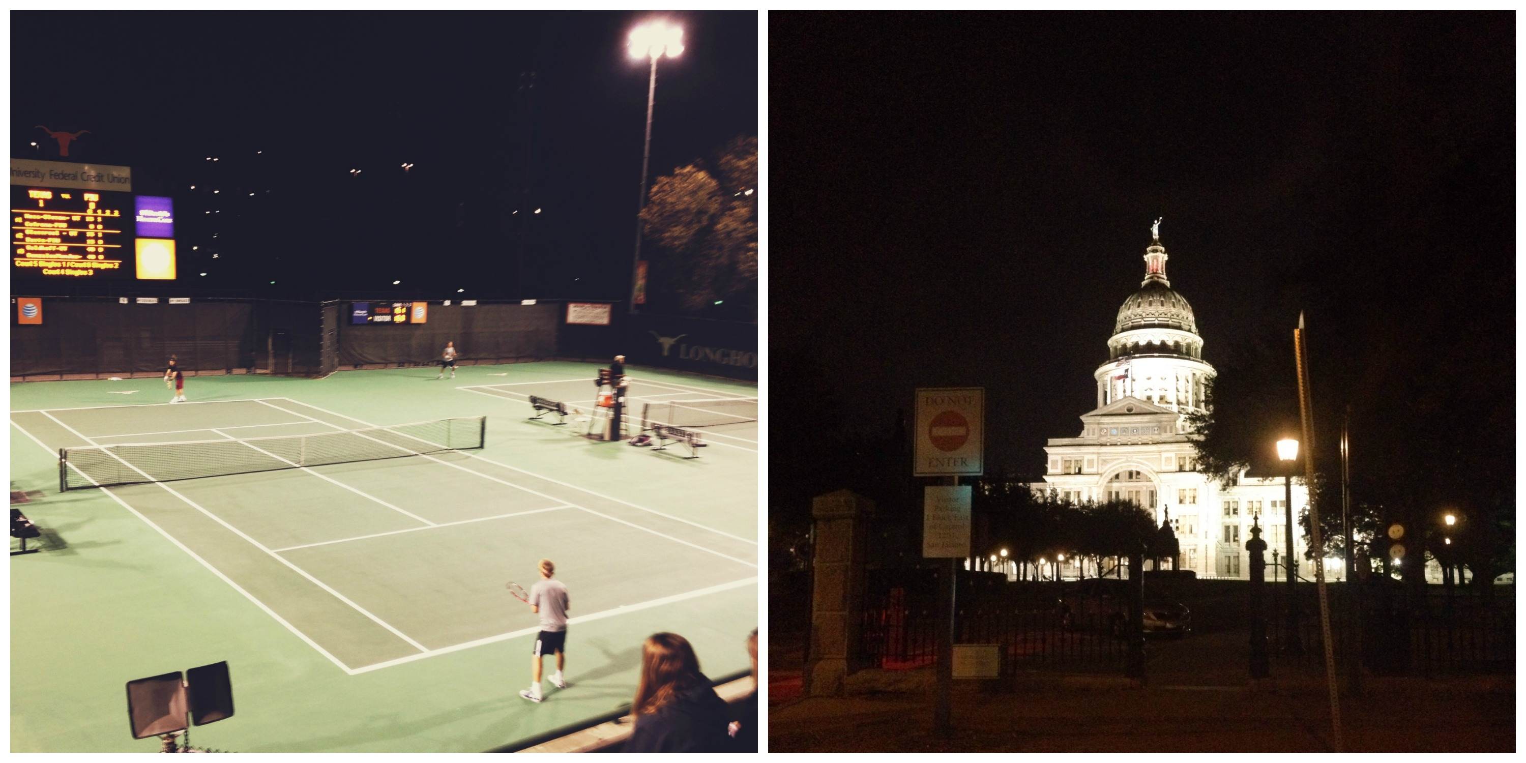 Tennis + The Capitol