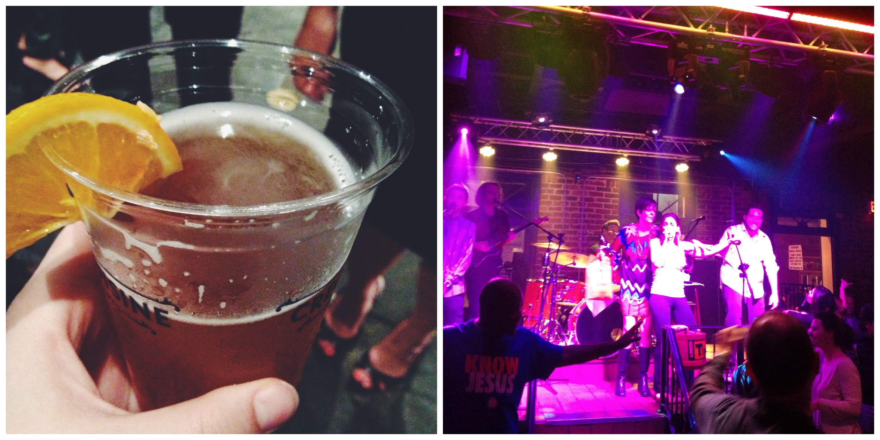 Beer + Live Music