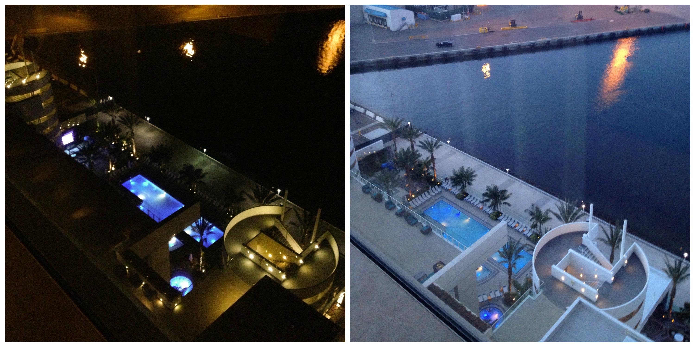 San Diego Hotel View