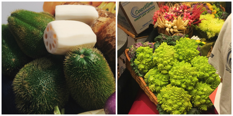 Exotic Produce