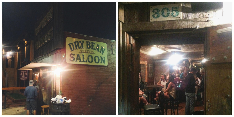 Dry Bean Saloon
