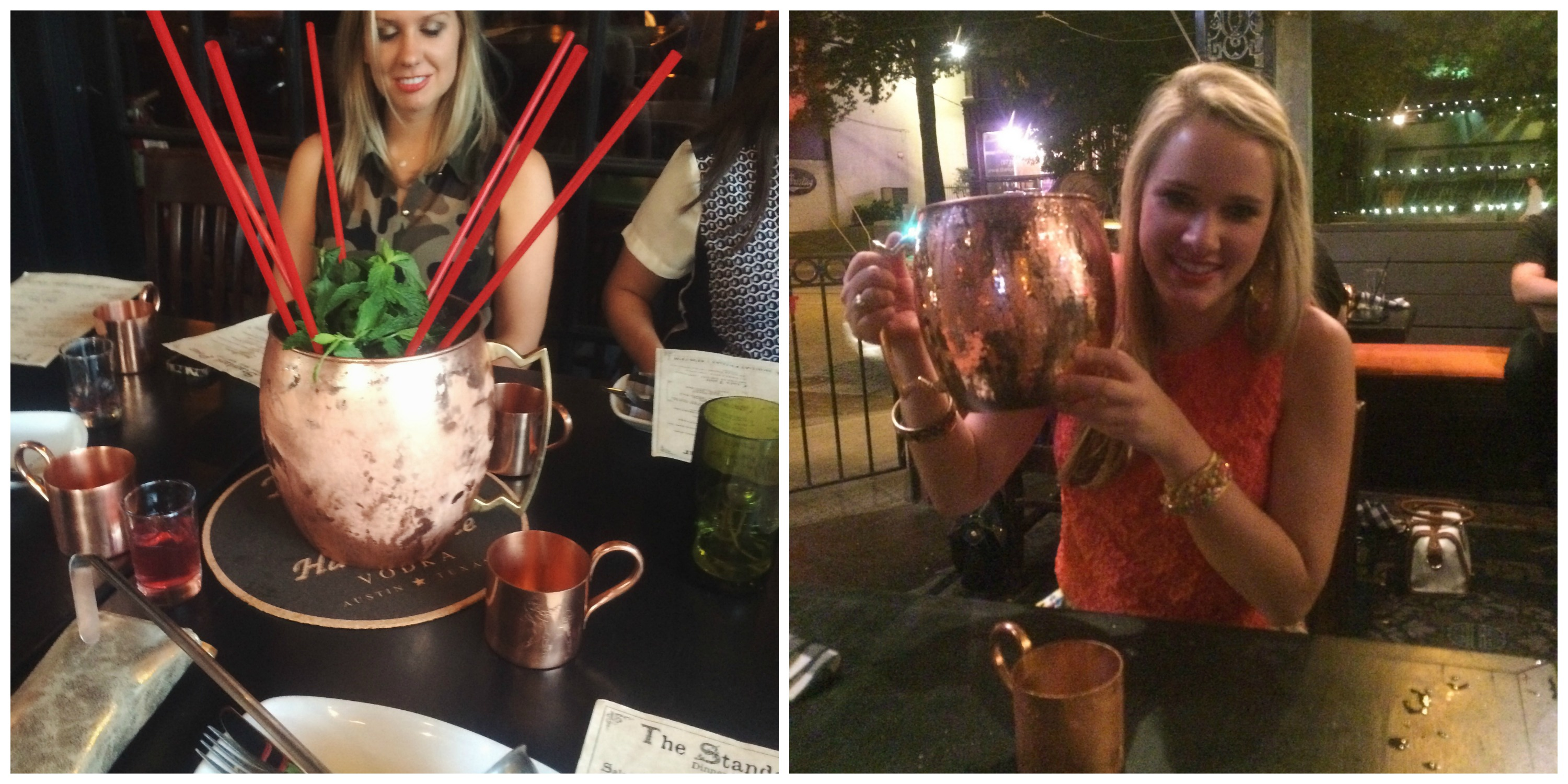 Giant Moscow Mule