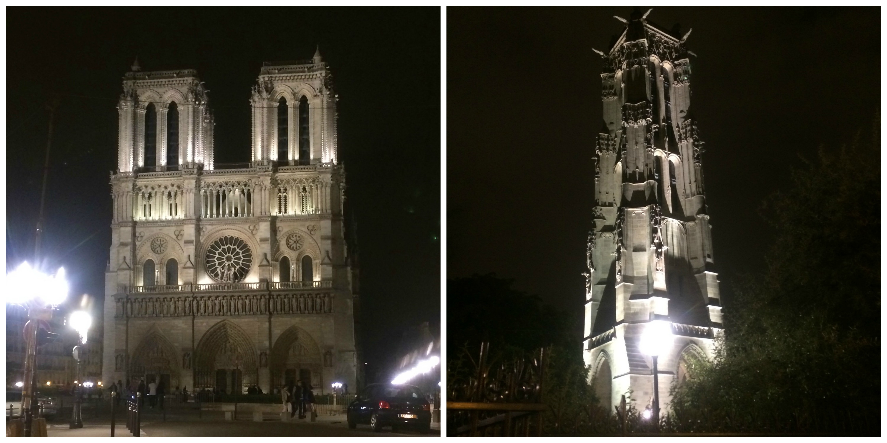 Notre Dame and Our Tower