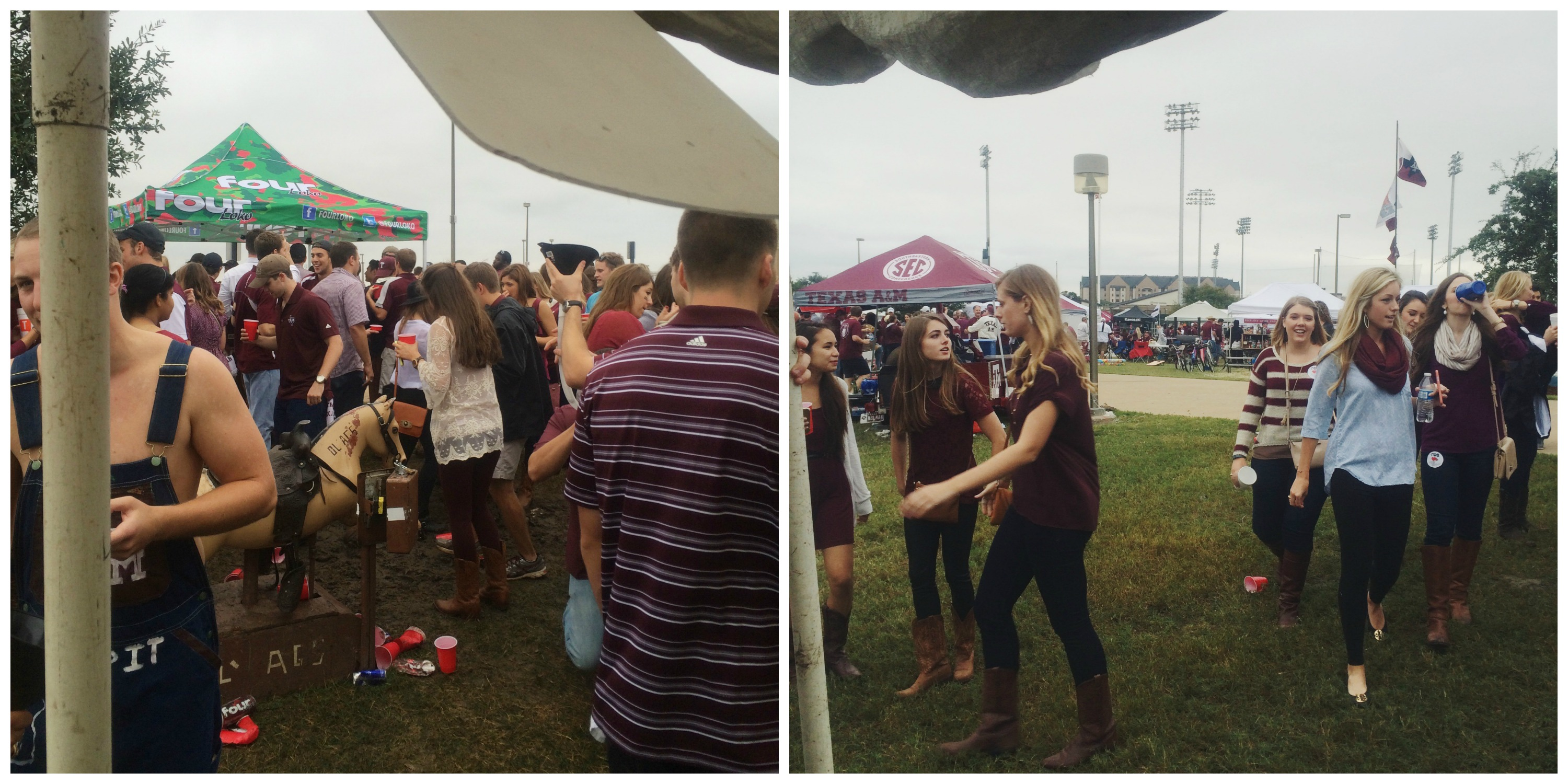 Ol' Ags Tailgate