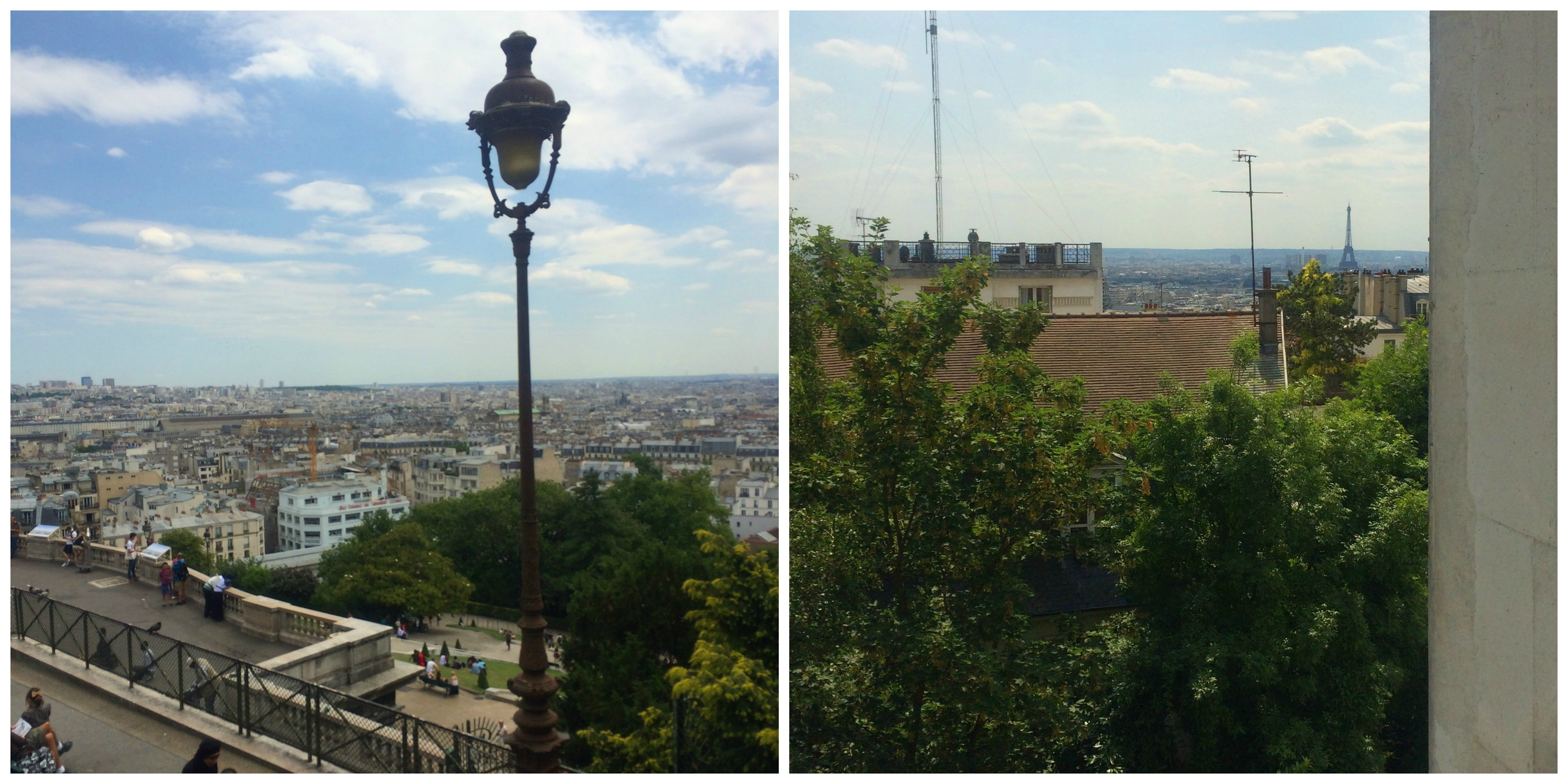 The View from Montmartre