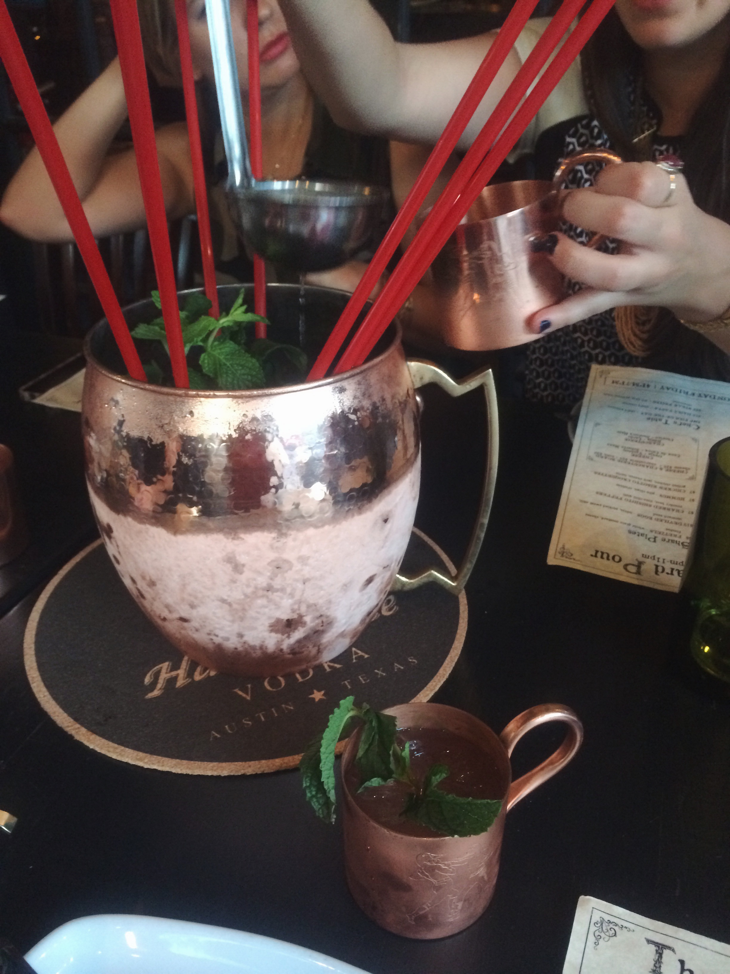 Moscow Mules for All!