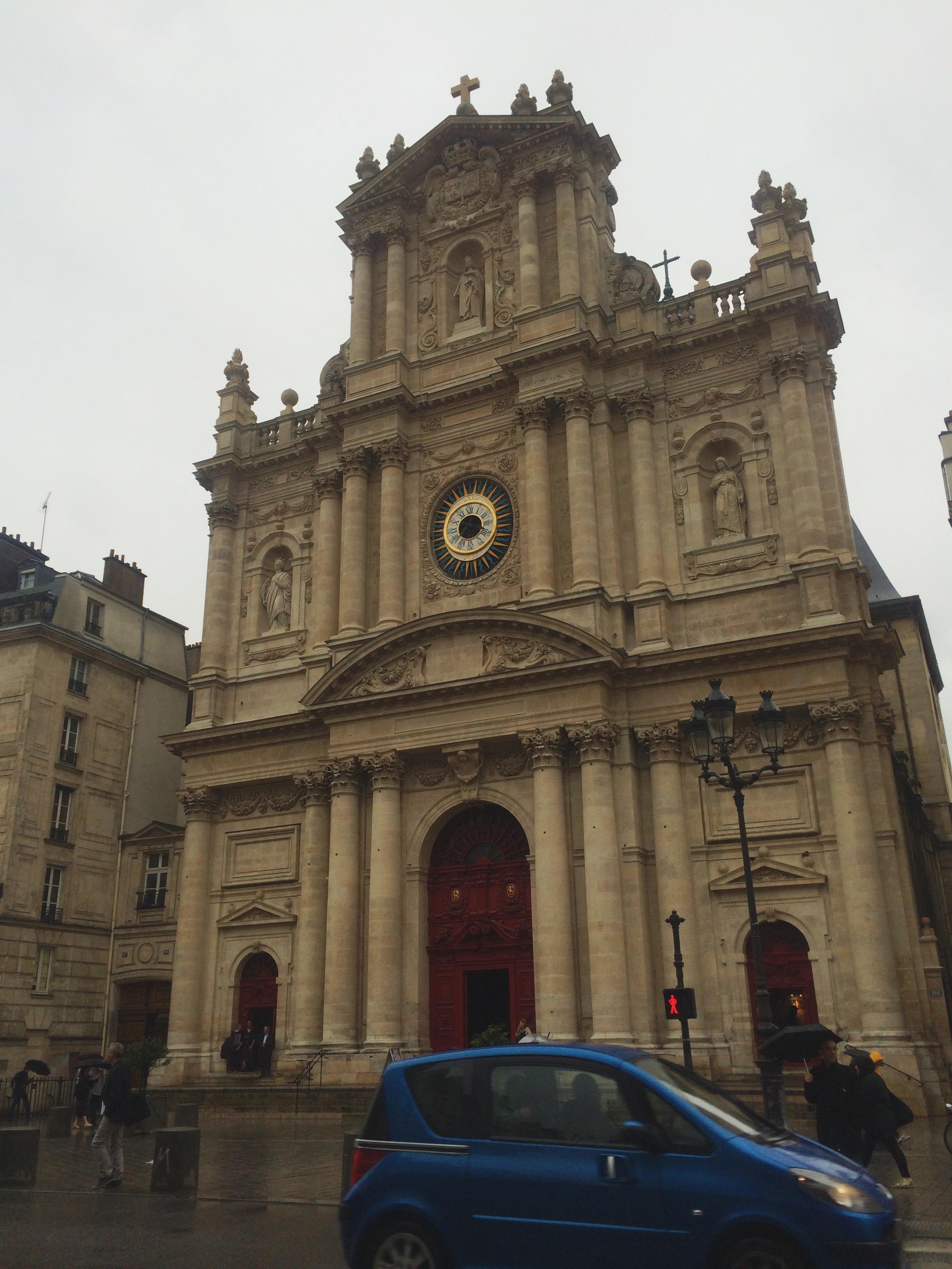 A Church in Marais