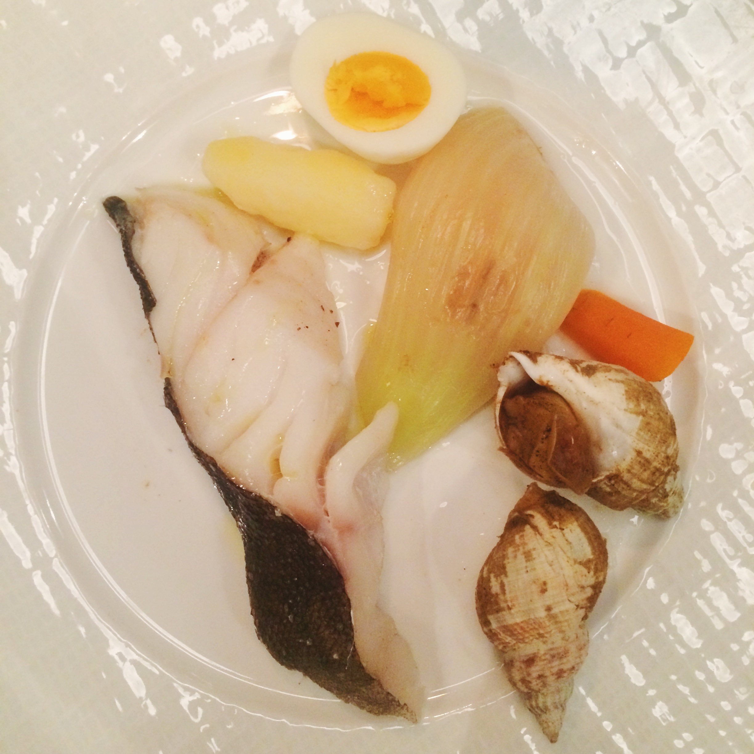 Cod and Whelks