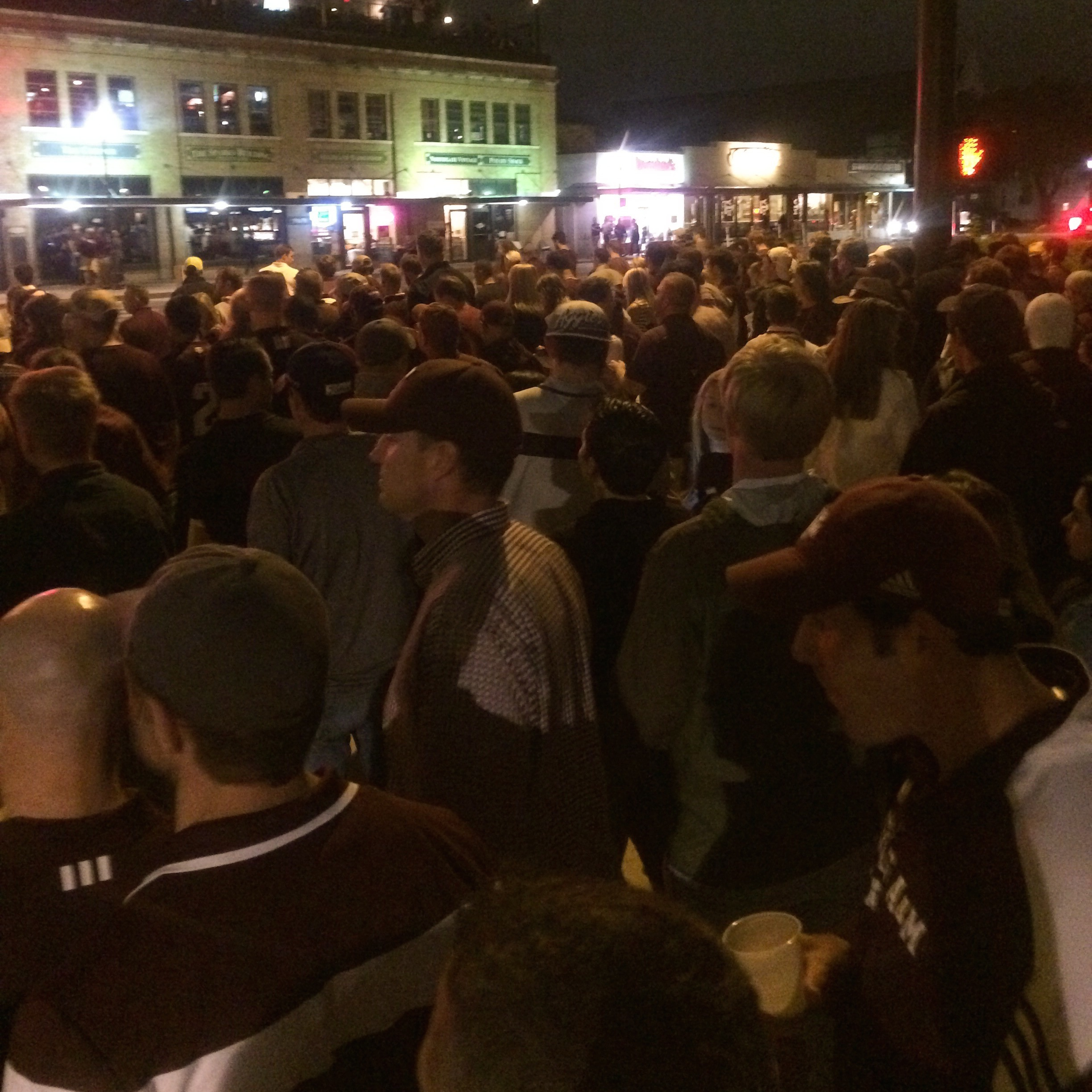 The Mad Rush to Northgate