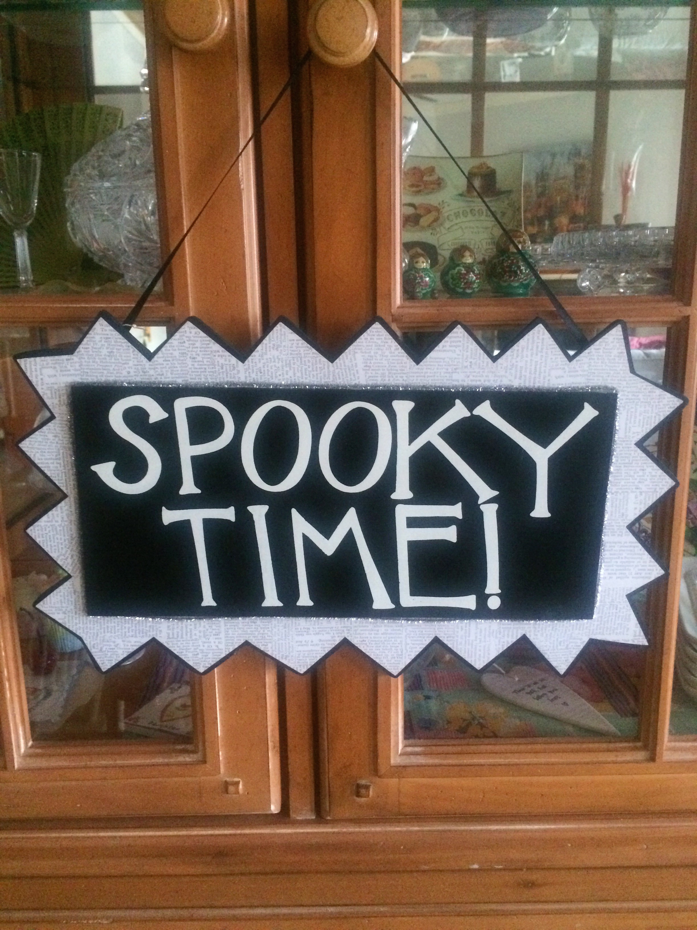 Spooky Time!