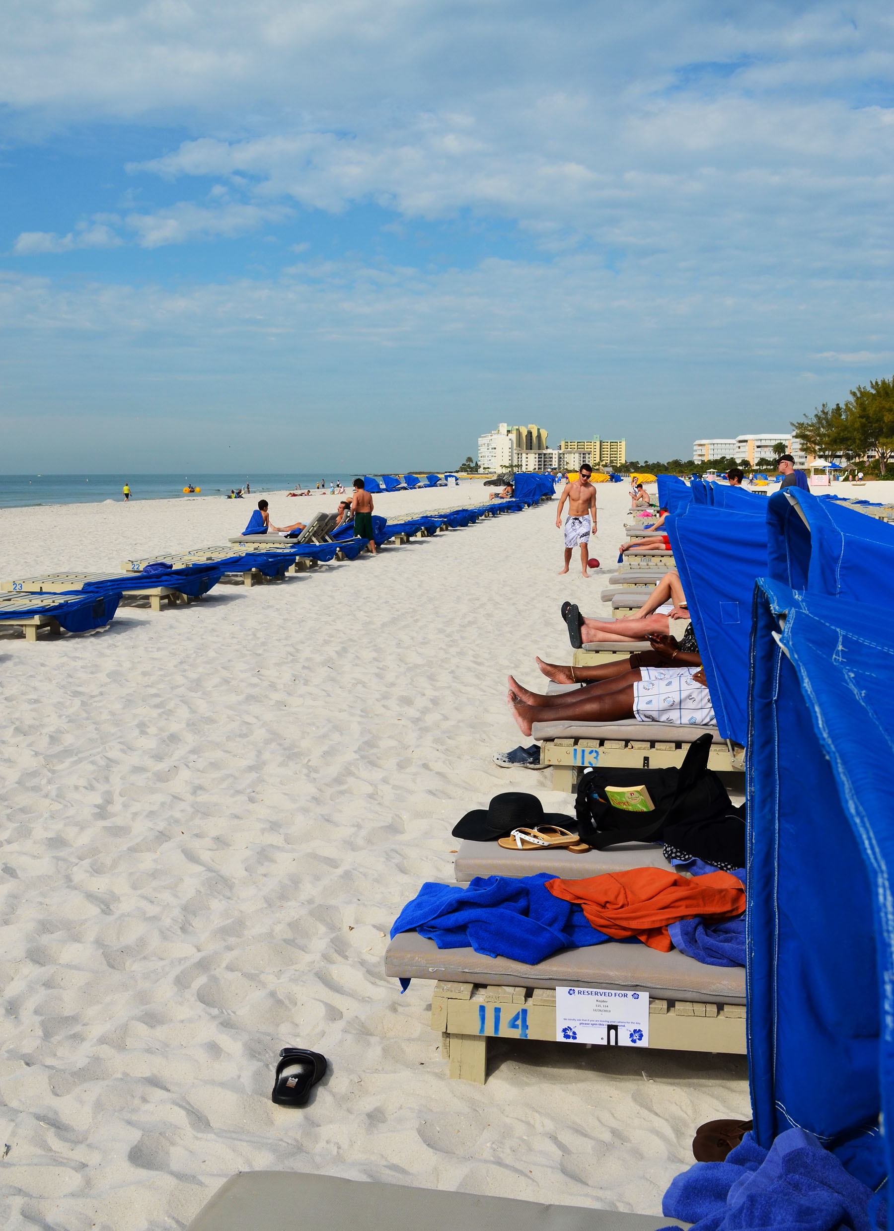 Beach Cabanas