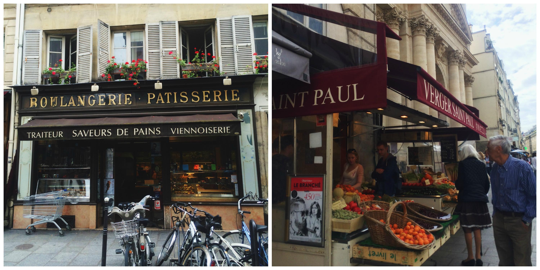 Shops at Marais