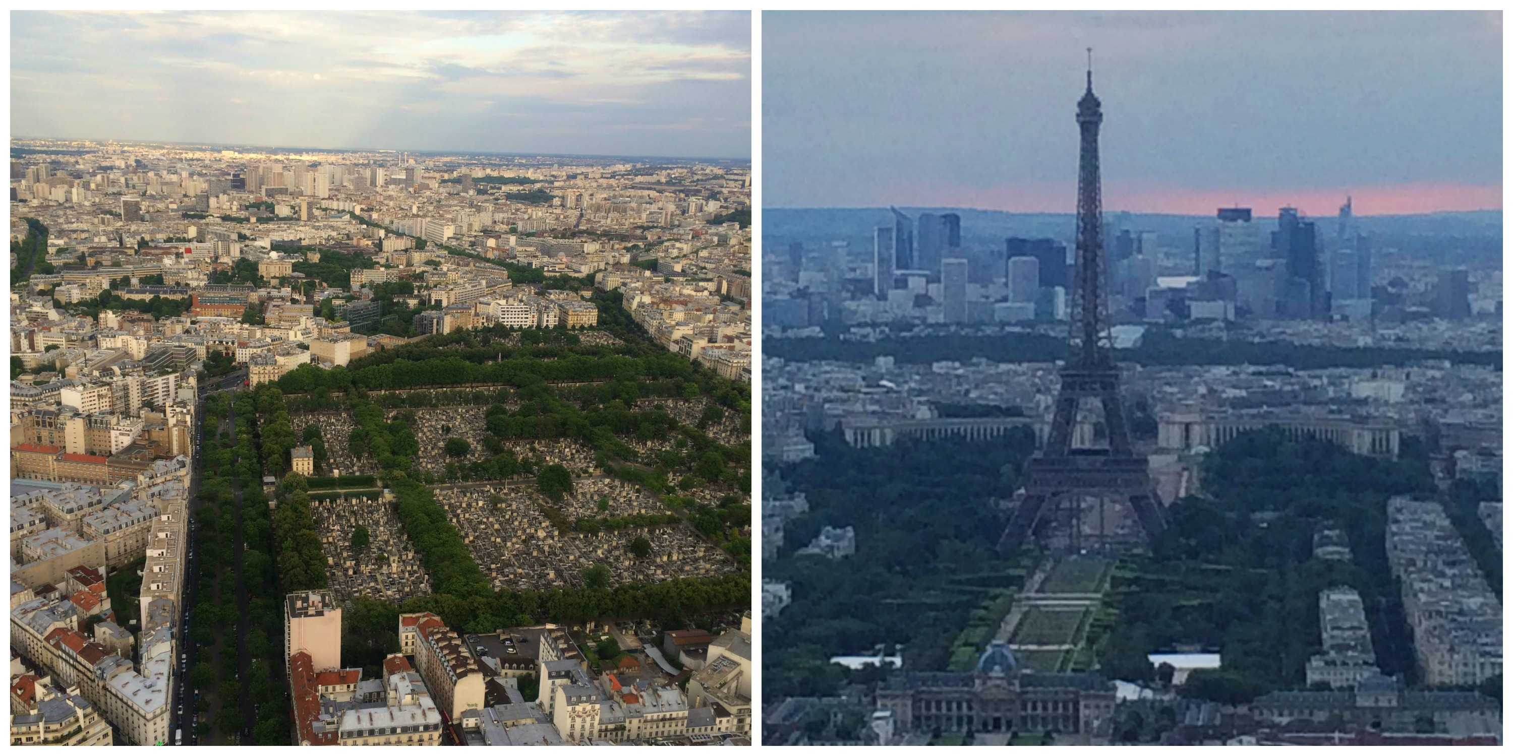 The View from Montparnasse 56