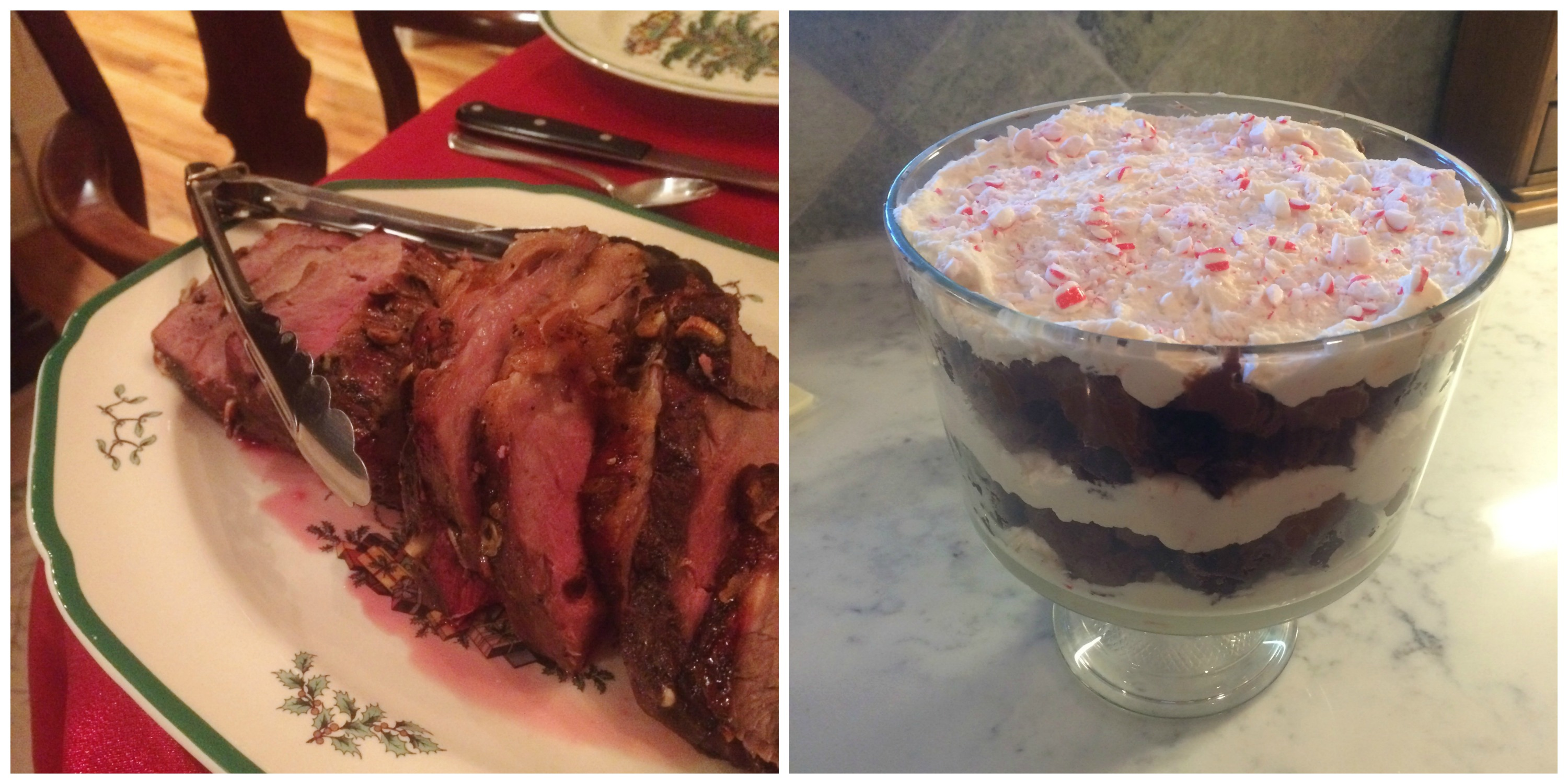 Prime Rib Roast + Christmas in a Bowl