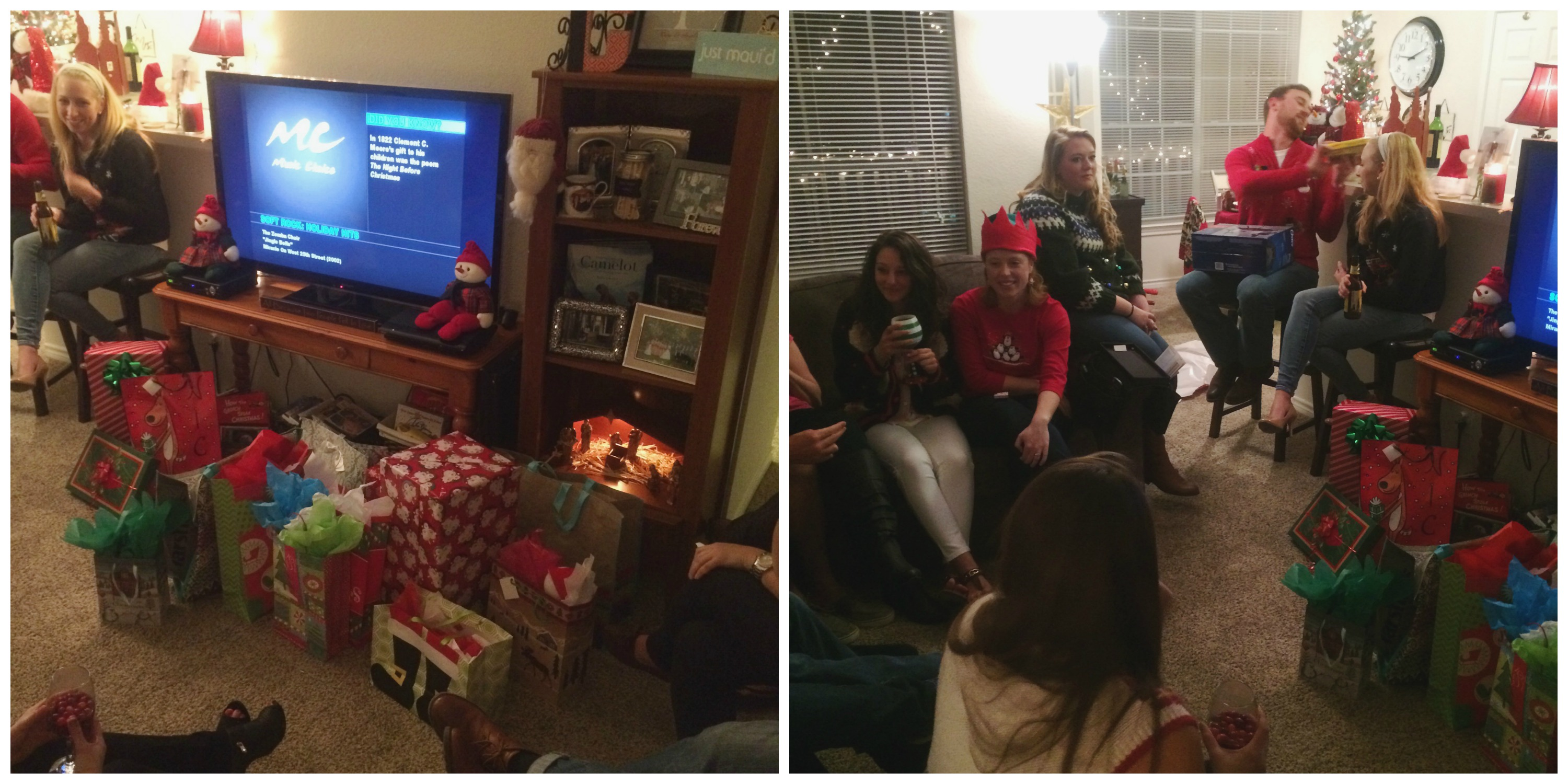 White Elephant Gift Exchange