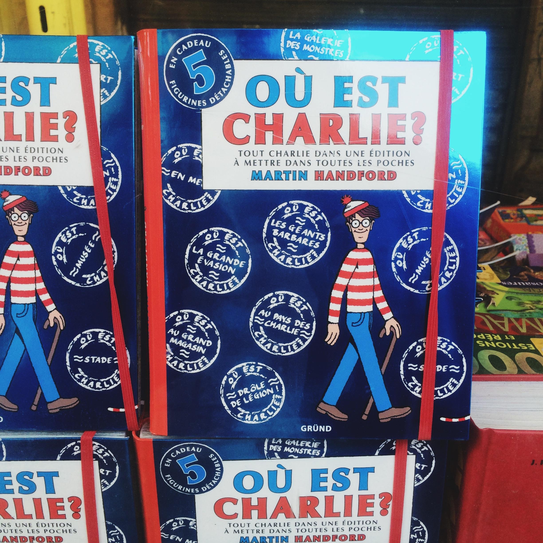 French Where's Waldo