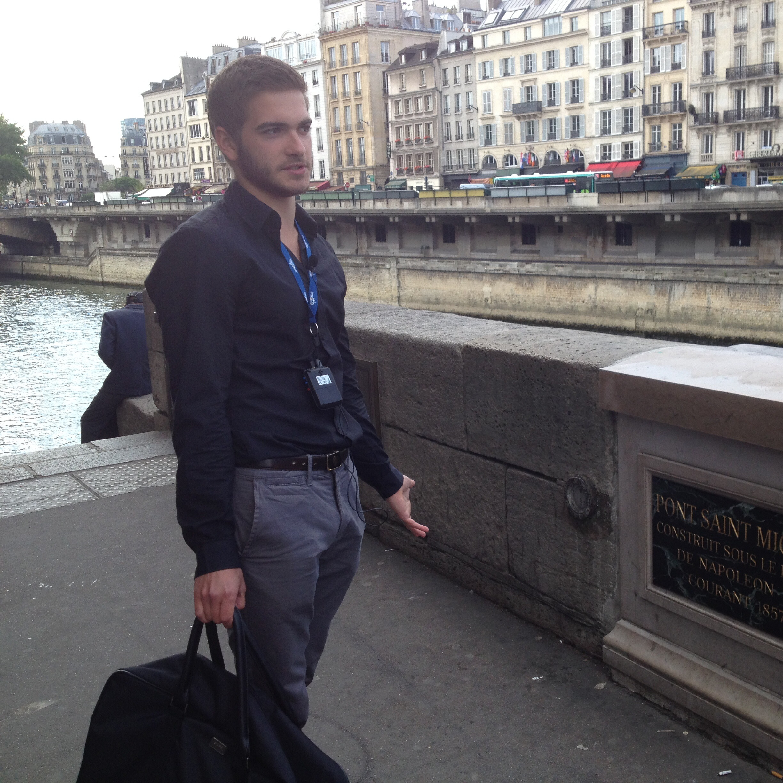 Baptiste the Tour Guide