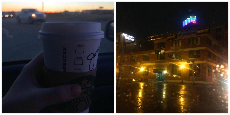 Early Mornings & Rainy Evenings