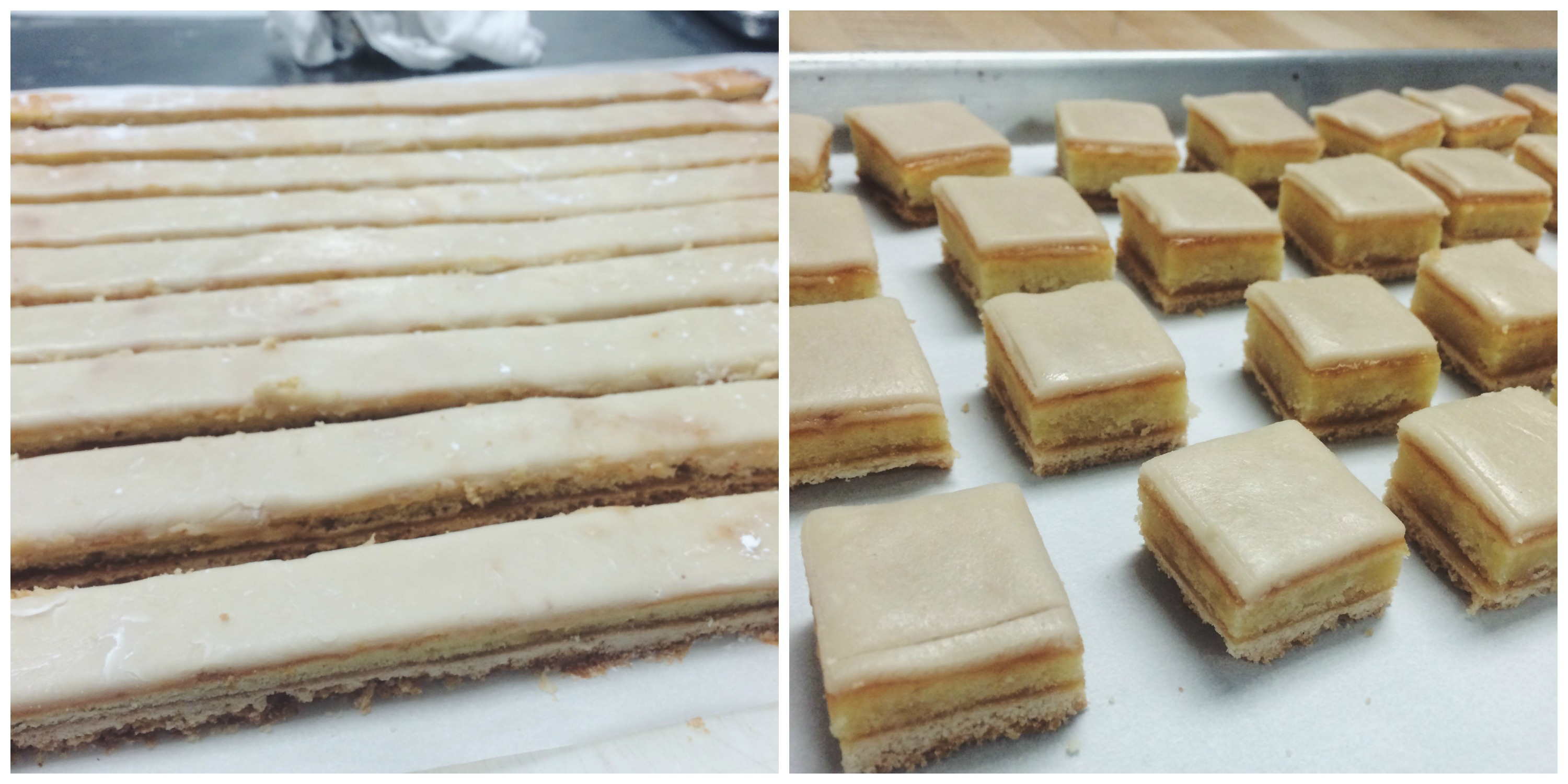 The Making of Petit Fours