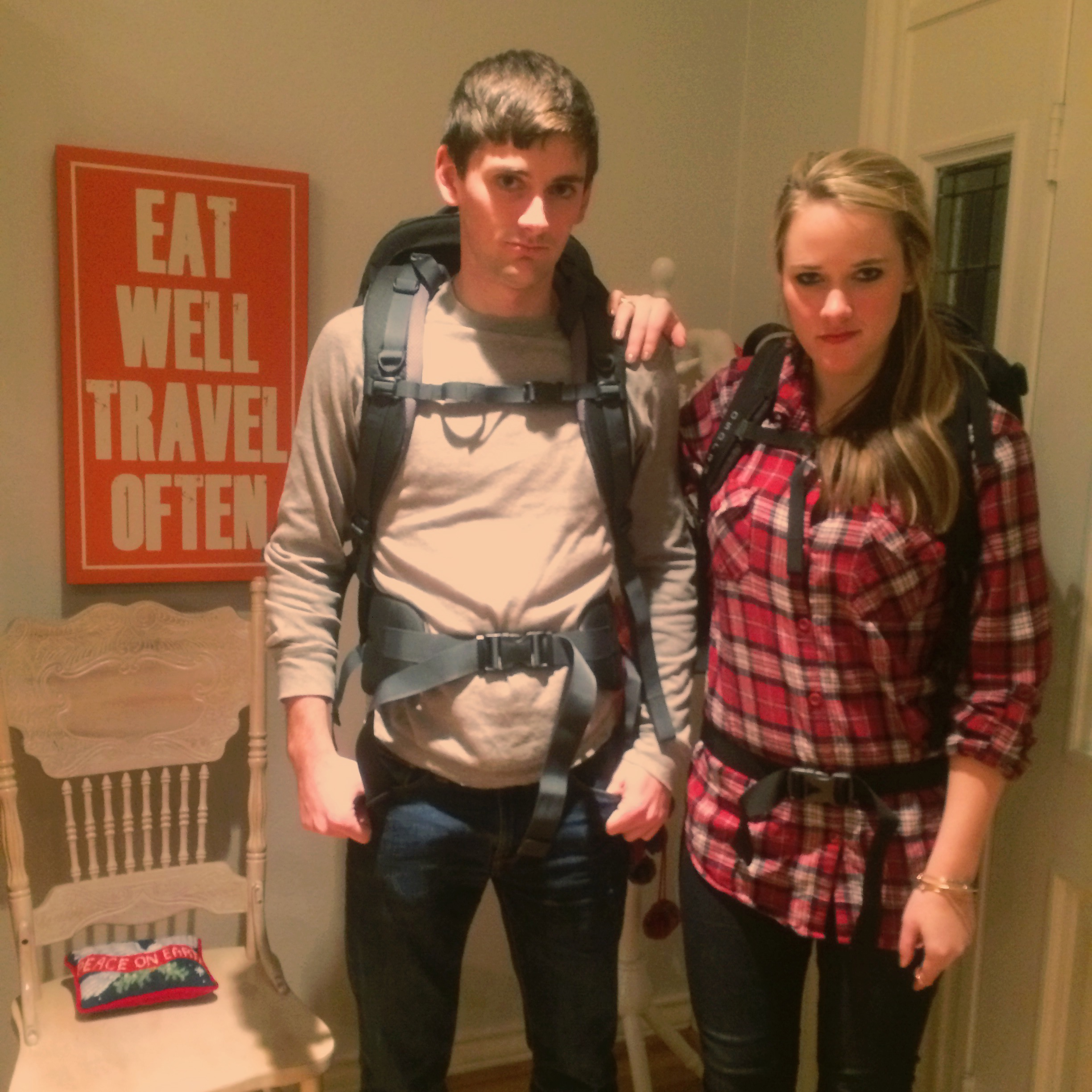 Serious Backpackers