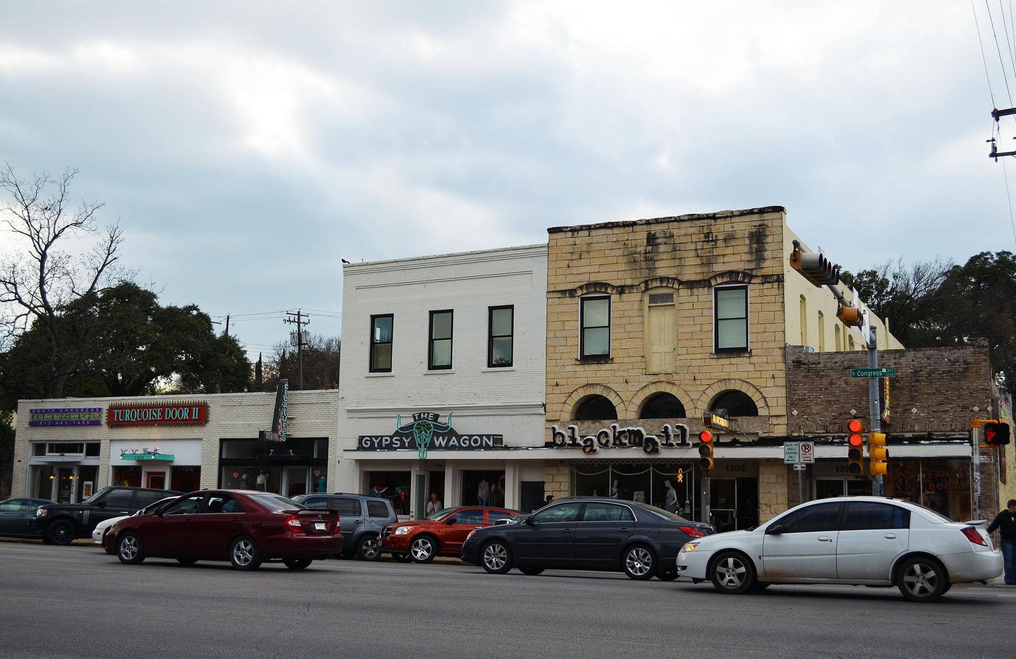 South Congress Street
