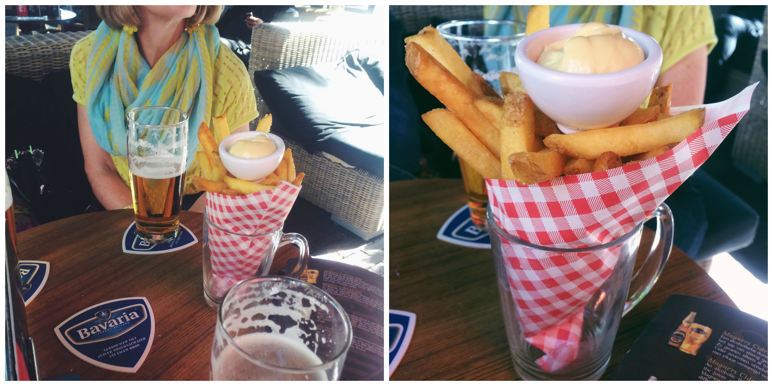 French Fries & Beer