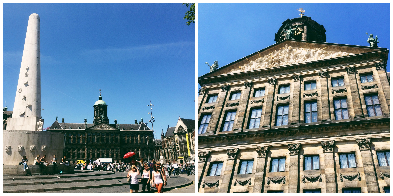 The Royal Palace of Amsterdam 1