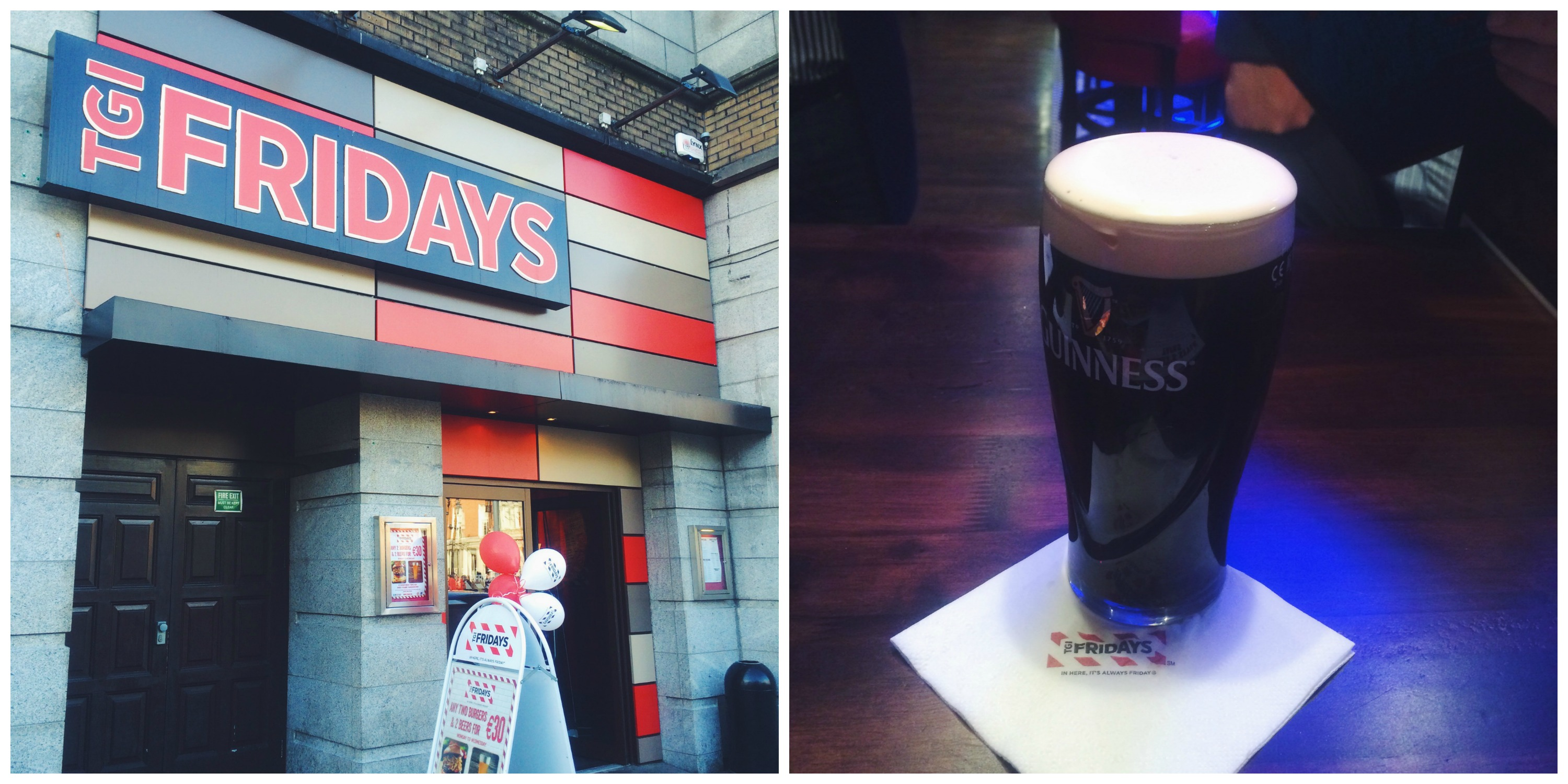 Fridays for Guinness