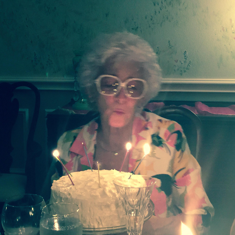 Happy Birthday Mimi!