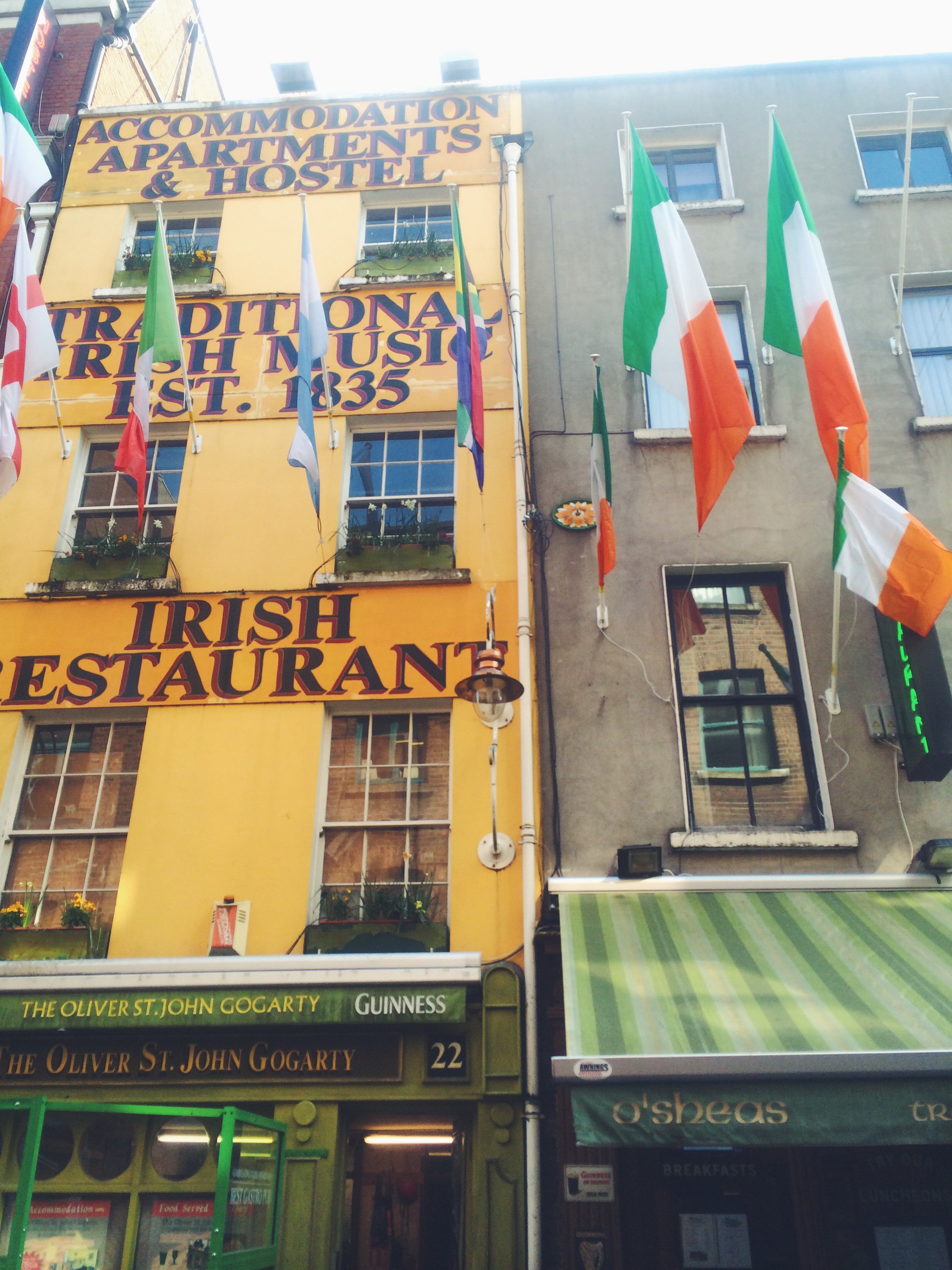 Irish Restaurant
