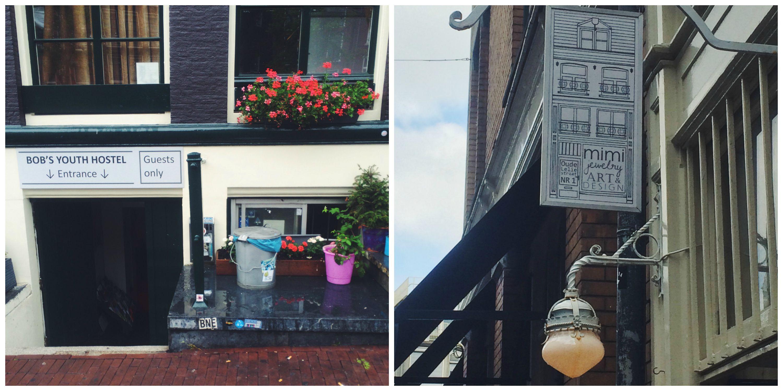 Hostel + Mimi's