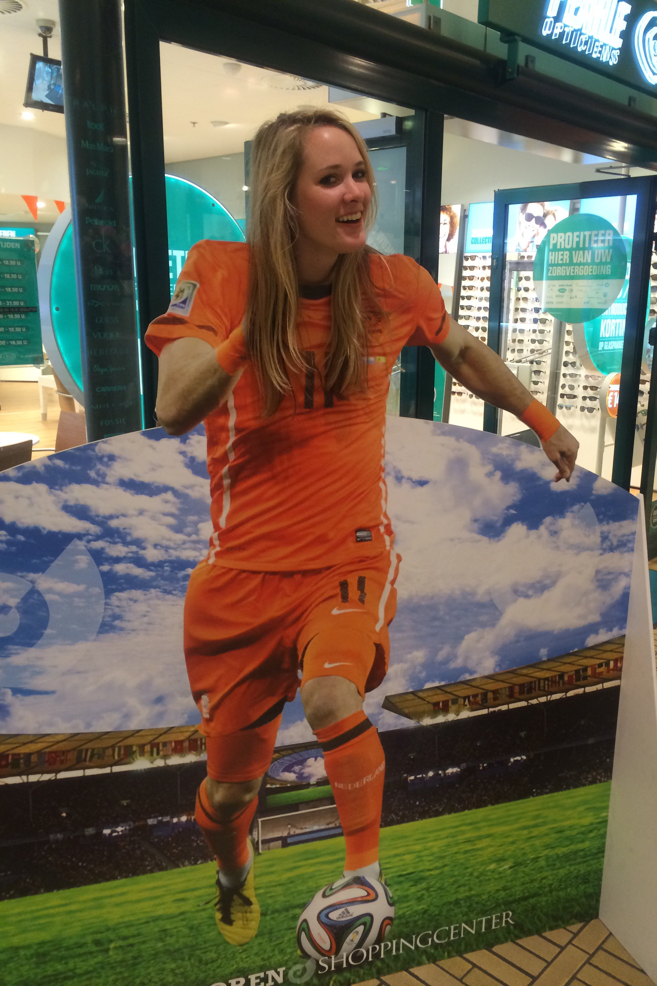 I Play for Holland