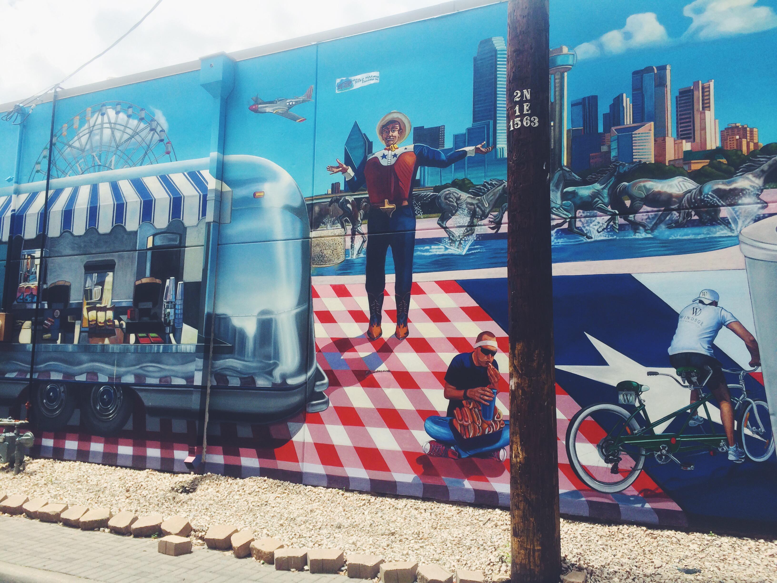 Dallas Mural