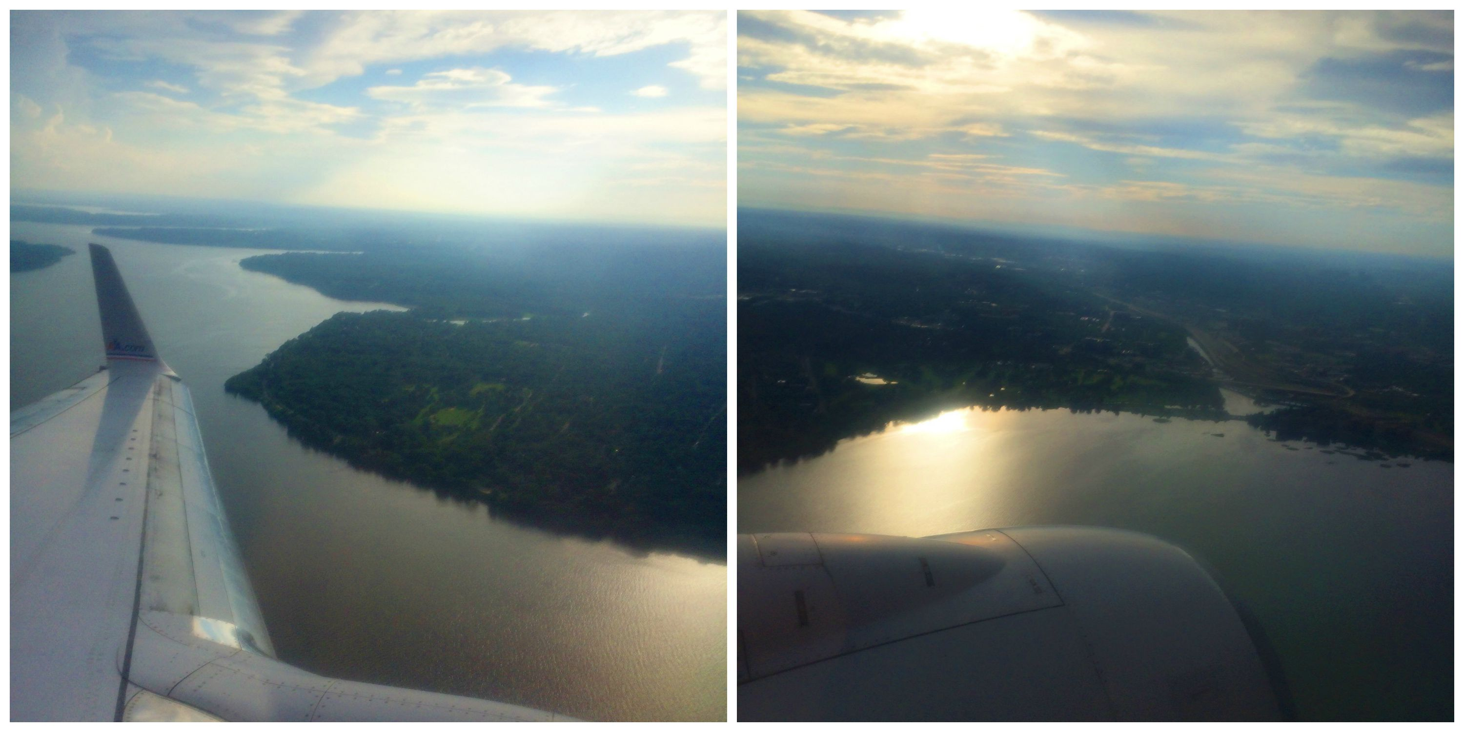 DC from the Air