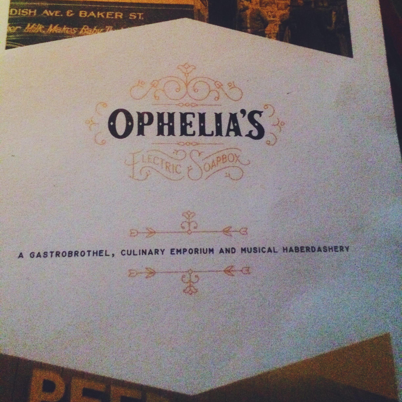 Ophelia's